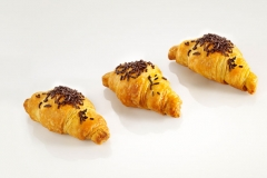 Mini Chocolate Croissants