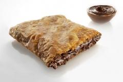 Bougatsa with Chocolate
