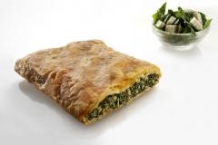 Bougatsa with Spinach & Cheese